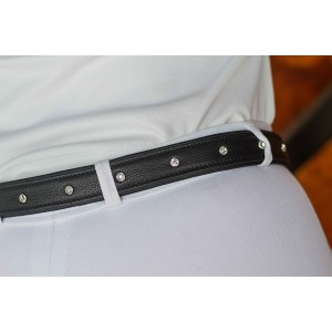 Belle Black Grande Belt