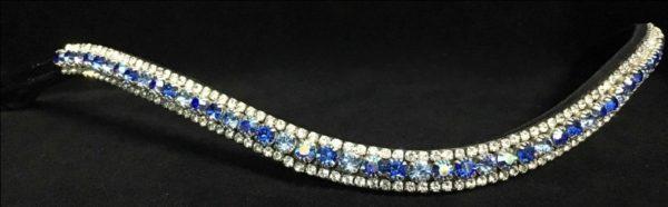 Blue Browband